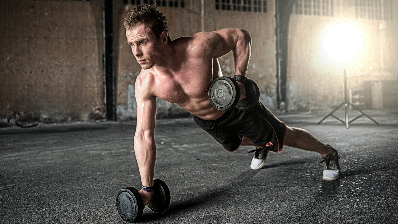 3 day workout split for lean muscle and strength