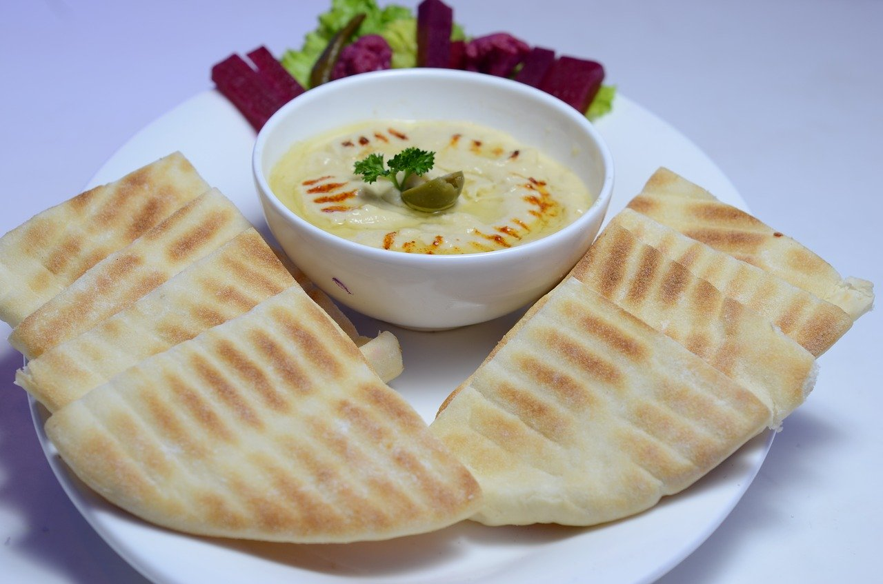 Is pita bread healthy for weight loss?