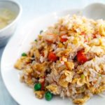 How to cook coconut fried rice recipe: Nutrition Facts