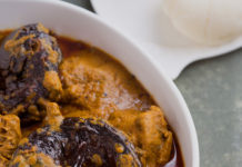 Nigerian Banga Soup Recipe