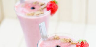 7 Homemade Protein Shakes for Muscle Gain And Recipes