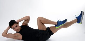 How many calories do 100 crunches burn
