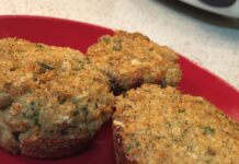 How to make old fashioned salmon patties with crackers