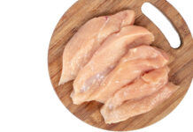 How to boil boneless, skinless chicken breasts from frozen