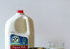 What is the weight of a gallon of whole milk?