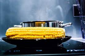 Corn on the Cob, Oven-Roasted