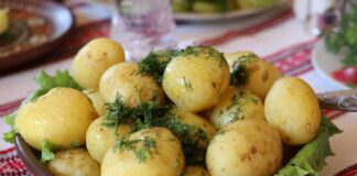 What does it mean to have a strong desire for potatoes?