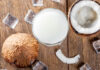 Is it possible to make coconut milk out of coconut flour?