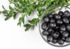 How long can black olives be stored in the refrigerator?