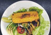 Does corn ,need to be soaked before grilling
